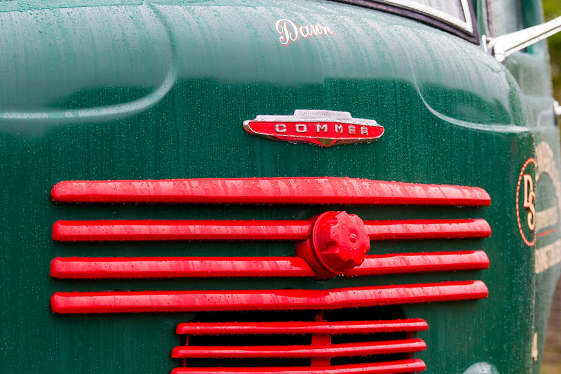1953 Commer QX Flatbed Lorry