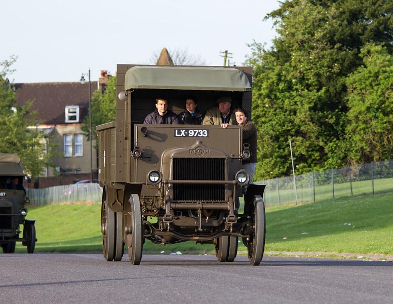 1918 AEC Y Type Lorry