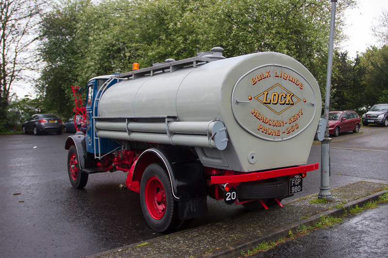 1938 Leyland Lynx Tanker