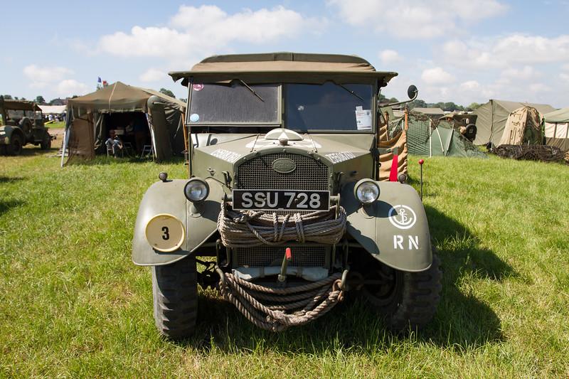 1942 Fordson WOT 2H