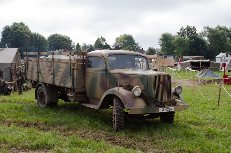 1948 Opel Blitz Truck