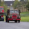 1952 Bedford FG6/7 Beavertail Lorry
