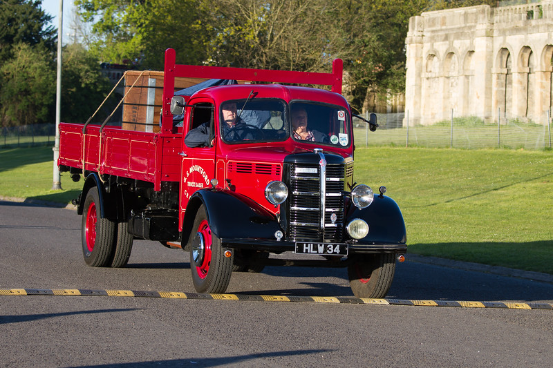 1946 Bedford O Type Dropside Lorry