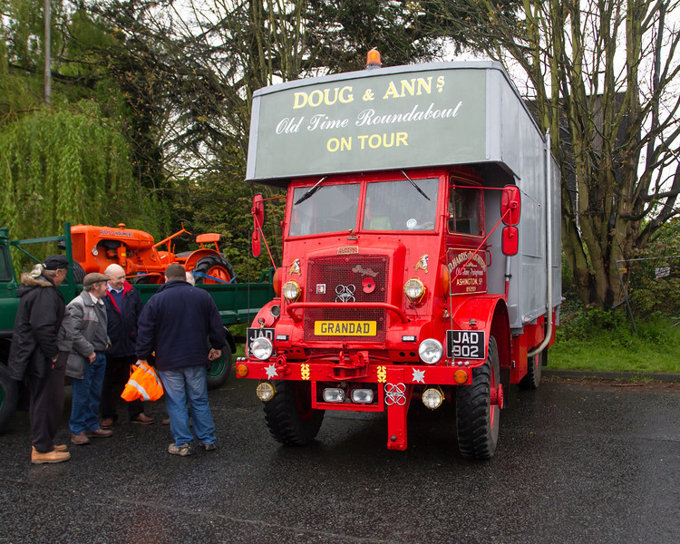 1941 Bedford QL Lorry