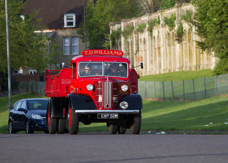 1948 Austin K4 LWB Tipper
