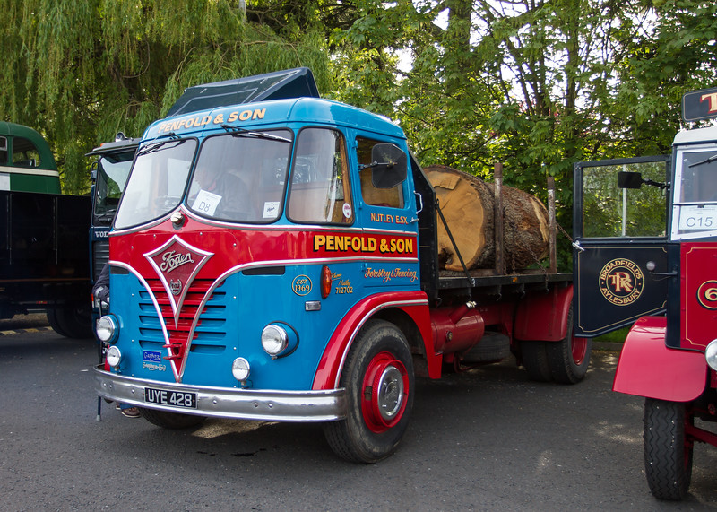 1959 - BMC Austin Lorry
