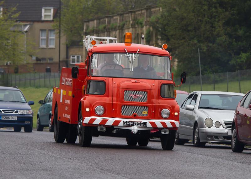 1970 Leyland FG900 Breakdown Lorry