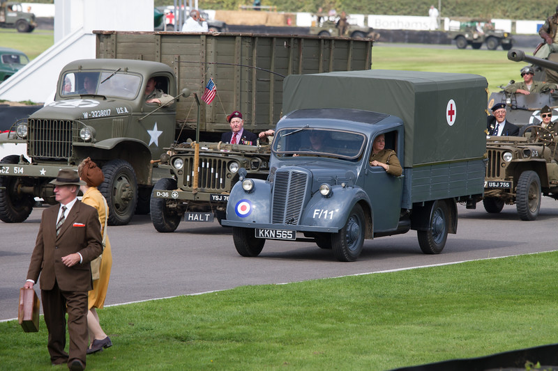 1941 Morris YE RAF Ambulance