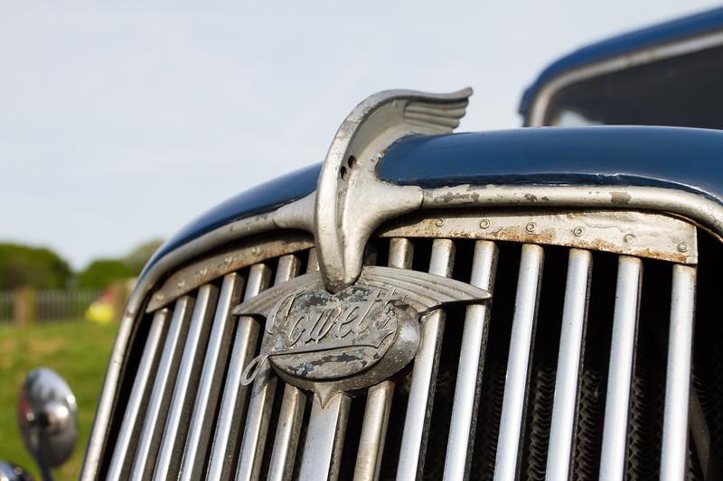 1937 Jowett 8Hp Dropside Lorry