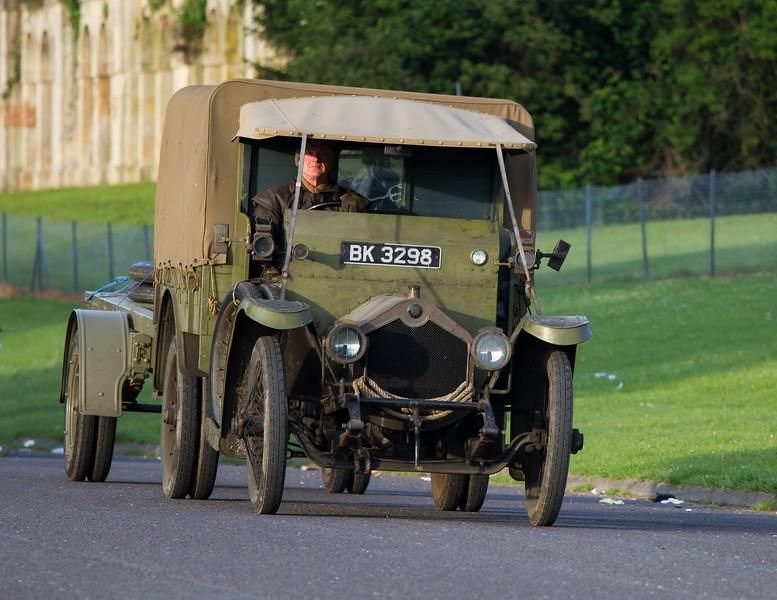 1918 Crossley 25/30 RFC Tender