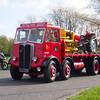 1950 AEC Mammoth Major Mk3 Flatbed Lorry