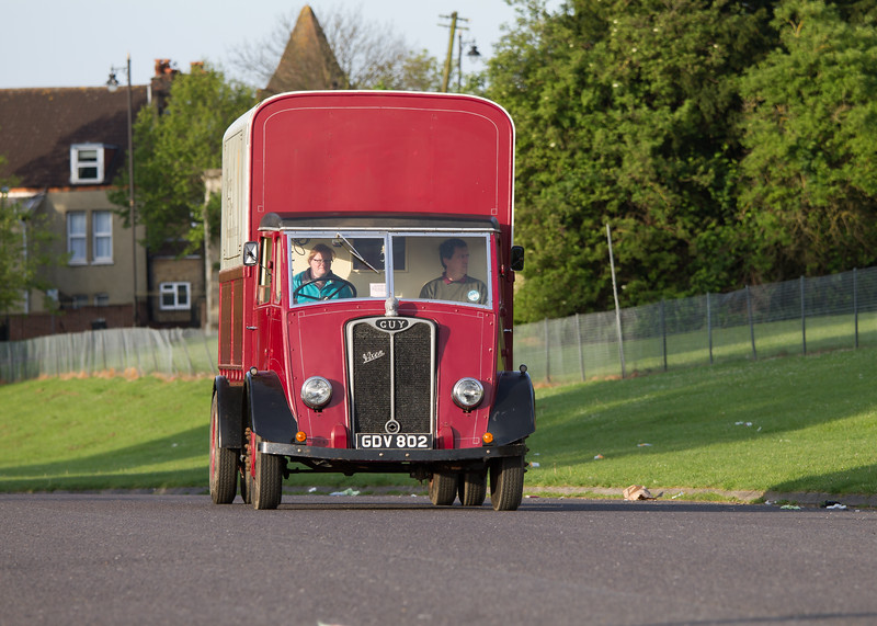 1947 Guy Vixen Lorry