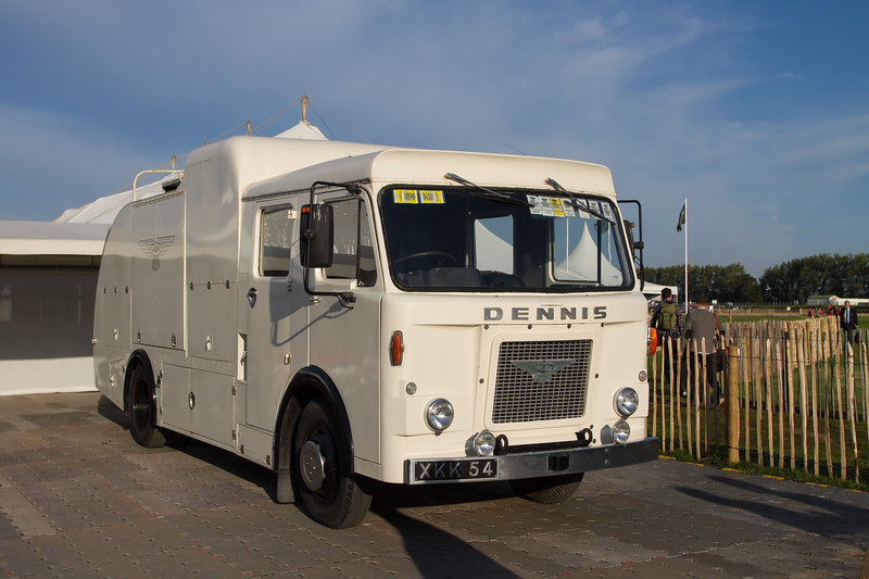 1969 Dennis D-Type Fire Engine / Car Transporter