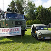 1974 IFA W50 Lorry / 1980 Trabant Kubel