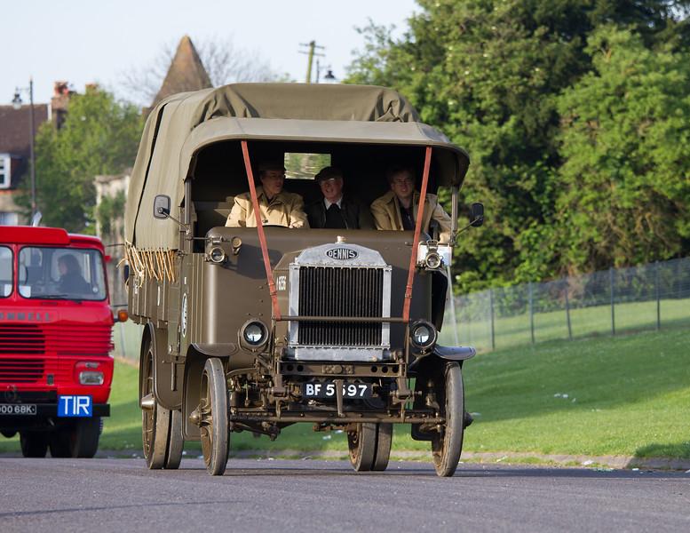 1918 Dennis Subsidy A Class Lorry