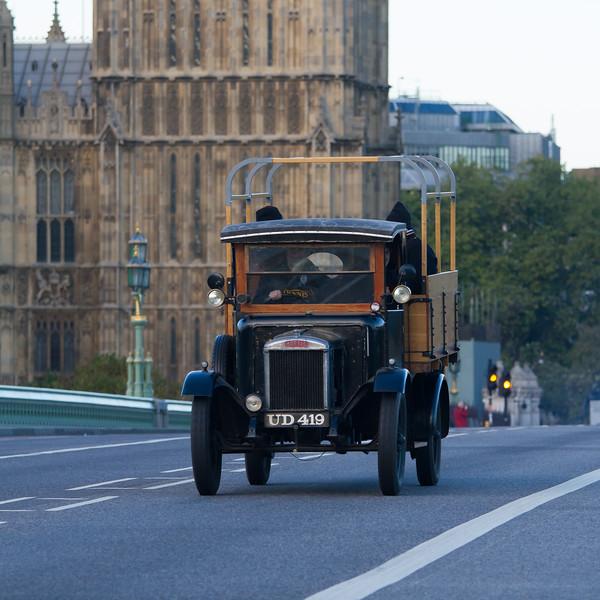 1927 Morris T Type 1-Ton Lorry