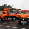 1979 Bedford TK 1260 Lorry & 1958 - Thames Trader Flatbed Lorry