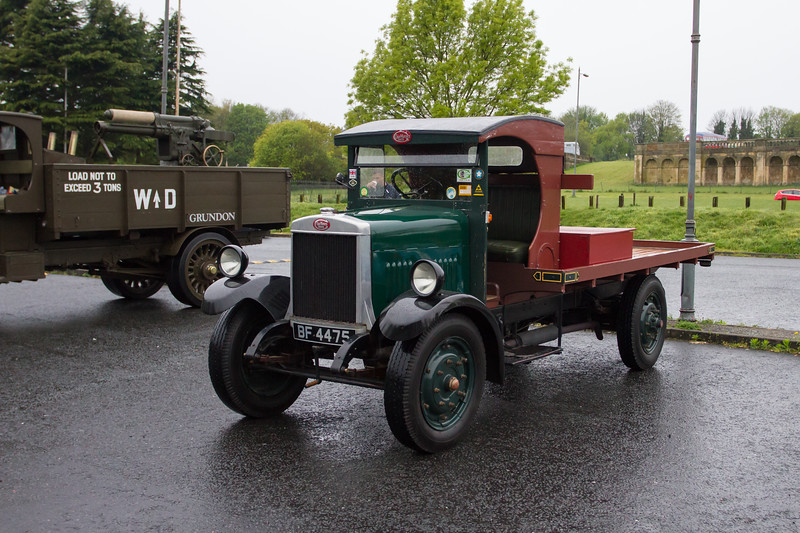 1929 Guy Flatbed