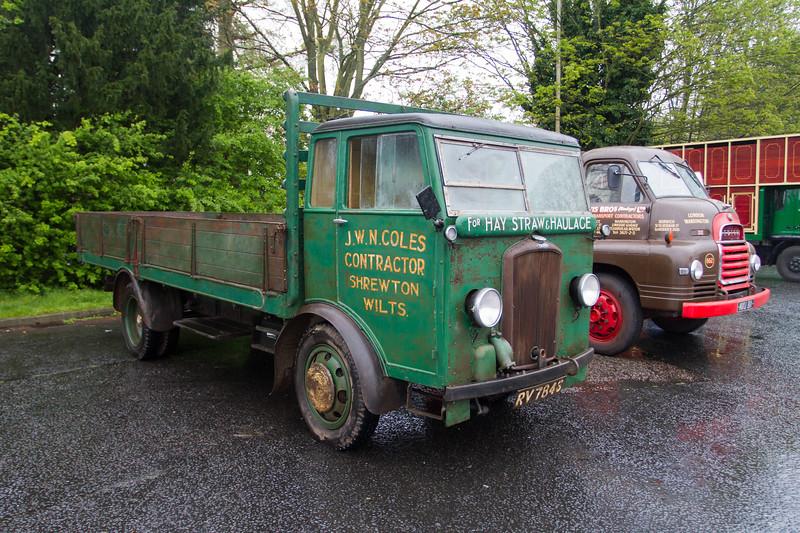 1935 Dennis 40-45cwt Dropside Lorry