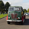 1950 Foden FG6 15 8-Wheeler Flatbed Lorry