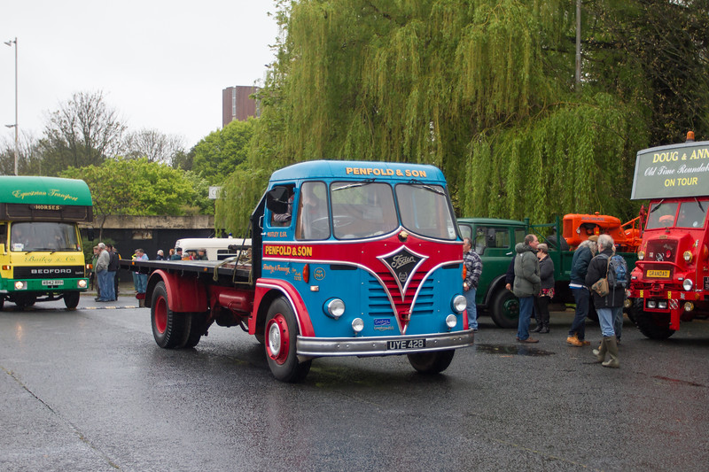 1959 Foden S20 Flatbed Lorry