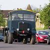 1950 AEC Matador Flatbed Lorry