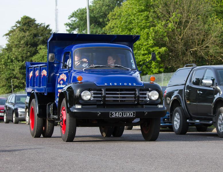 1959 Bedford J5S Tipper Lorry