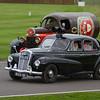 1953 Wolseley 6/80 Police Car