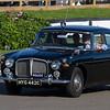 1965 Rover 3 litre P5 Mk.III Police Car
