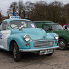 1970 Morris Minor 1000 Police Car