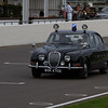 Jaguar MkII  Police Car