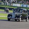 1948 Ford Pilot V8 Police Car