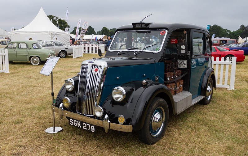 1955 Beardmore Parmount MK 7 London Taxi