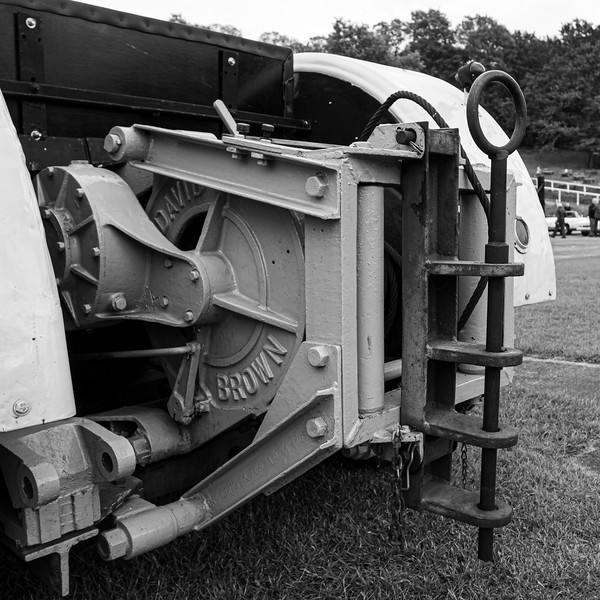 David Brown Thresherman Tractor