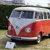 1956 Volkswagen Type 2 Microbus Deluxe 'Simba'