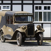 """1933 Austin Seven Light Van """"The Real Dads Army Tribute Group"""""""