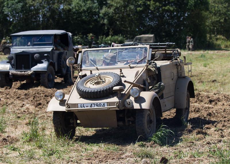 VW Kubelwagen Type 82