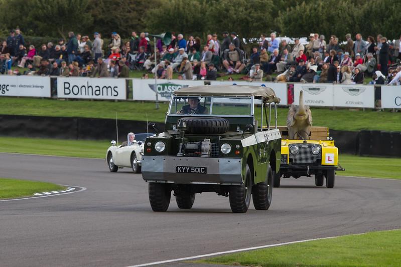 1965 OTAL One Ton Amphibious Land Rover