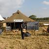 NAAFI Tent