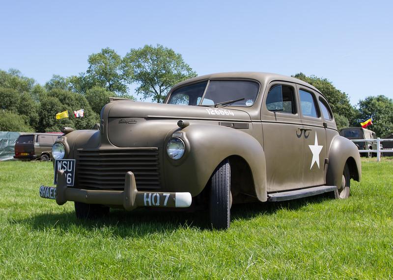 1940 Chrysler Royal Staff Car
