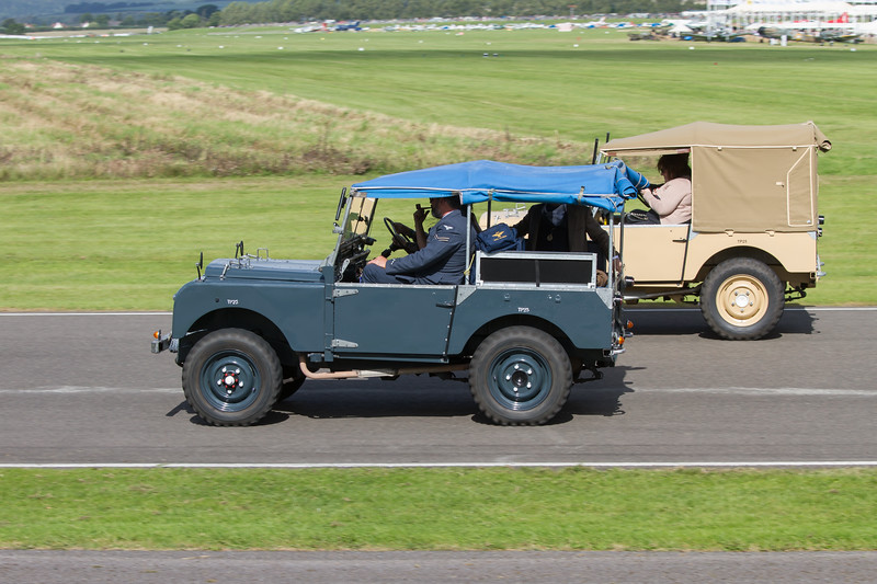 """1952 Land-Rover Series 1 80in """"RAF"""""""
