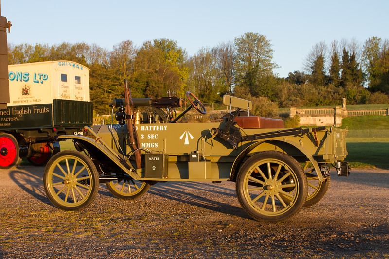 1916 Ford Model T Patrol Vehicle