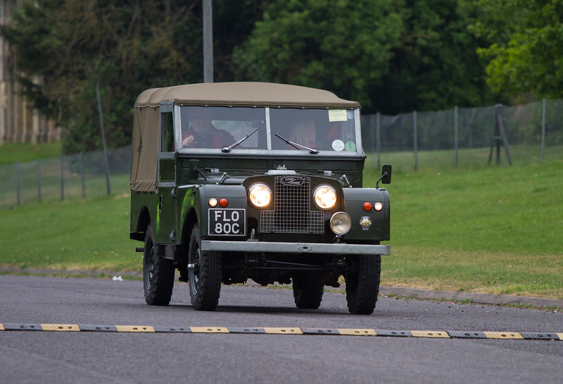 1956 Land-Rover 88in
