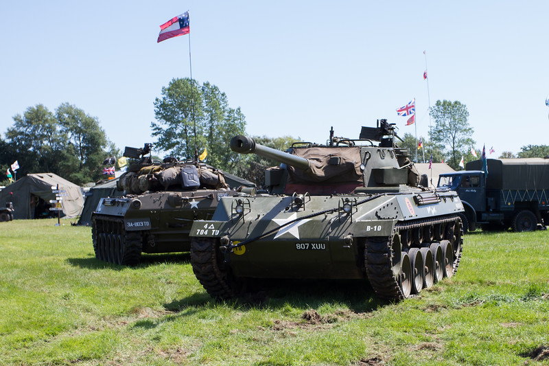 1944 M18 Hellcat
