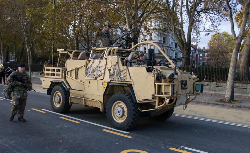 "Supacat/Babcock Jackal 2 Reconnaissance Vehicle ""British Army"""