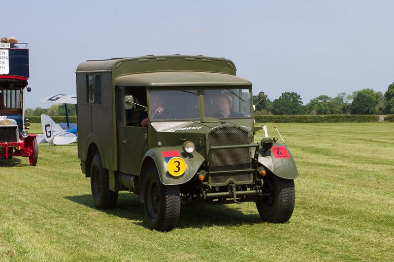1943 Fordson WOT 2H