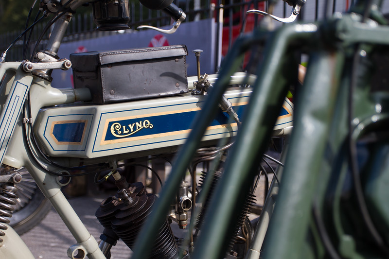 Clyno Motorcycle
