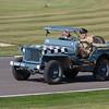 RAF Willys Jeep