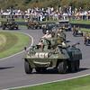 "1944 US Army M8 Light Armoured Car ""Greyhound"""