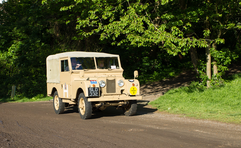 1956 Land-Rover Series 1 Mk.III